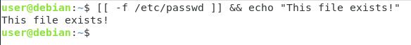 Check File Existence using shorter forms check-file-shorter