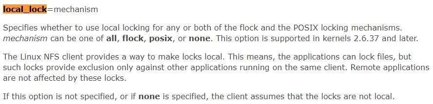 Concurrent Editing local-lock