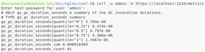 Configuring HTTPS on NGINX prometheus-https