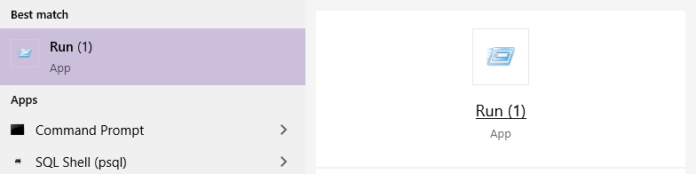 Connecting to Samba from Windows run-app