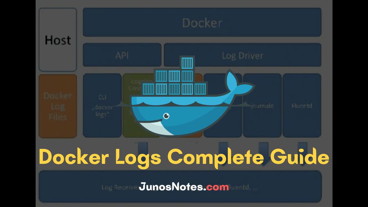 Docker Logs Complete Guide
