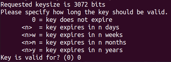 Encrypt Files using private key expiration-key