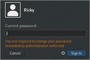 Expire Another User's Password with passwd expire-user-password