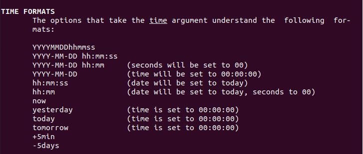 Find Last Login By Date last-date-formats