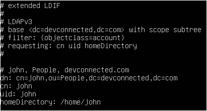 Finding user accounts using ldapsearch attributes