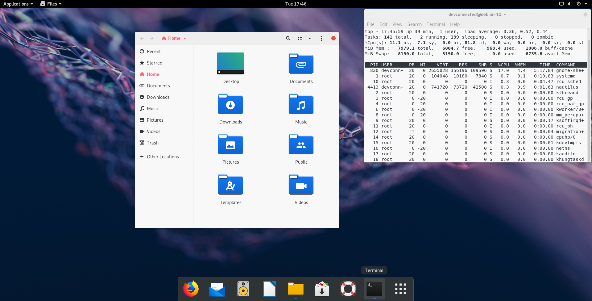 How To Install and Configure Debian 10 Buster with GNOME featured-1