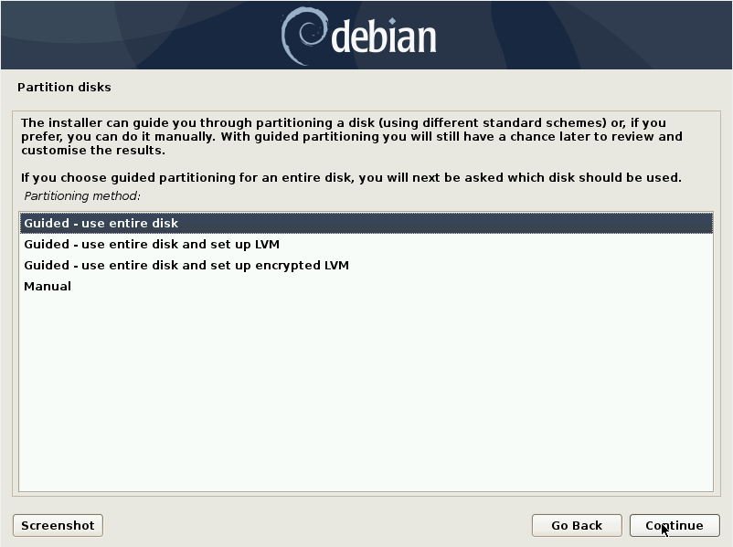 How To Install and Configure Debian 10 Buster with GNOME step-15