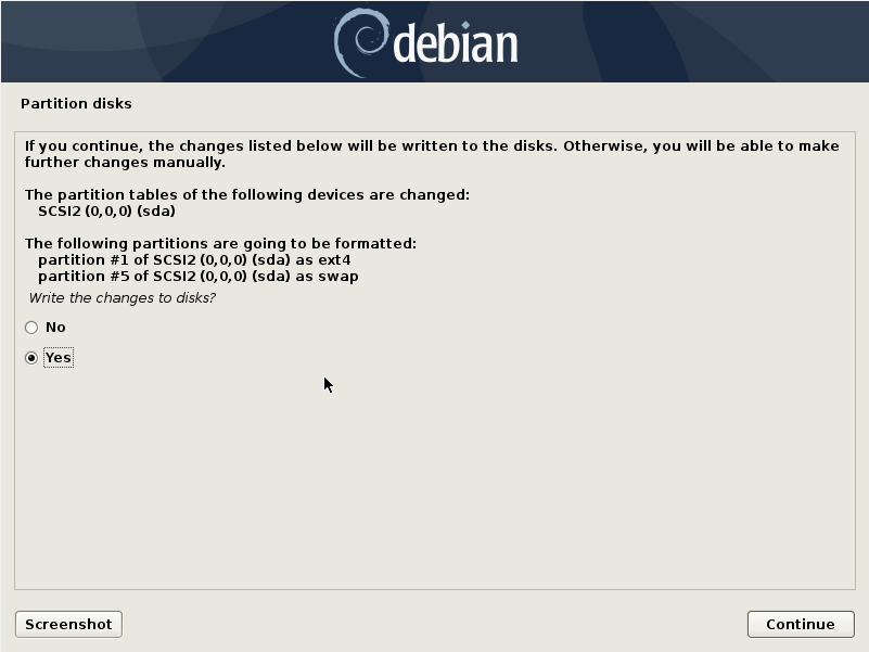 How To Install and Configure Debian 10 Buster with GNOME step-20