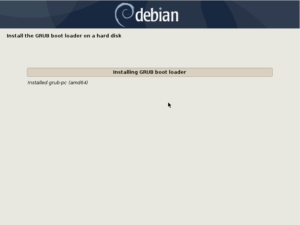 How To Install and Configure Debian 10 Buster with GNOME step-28