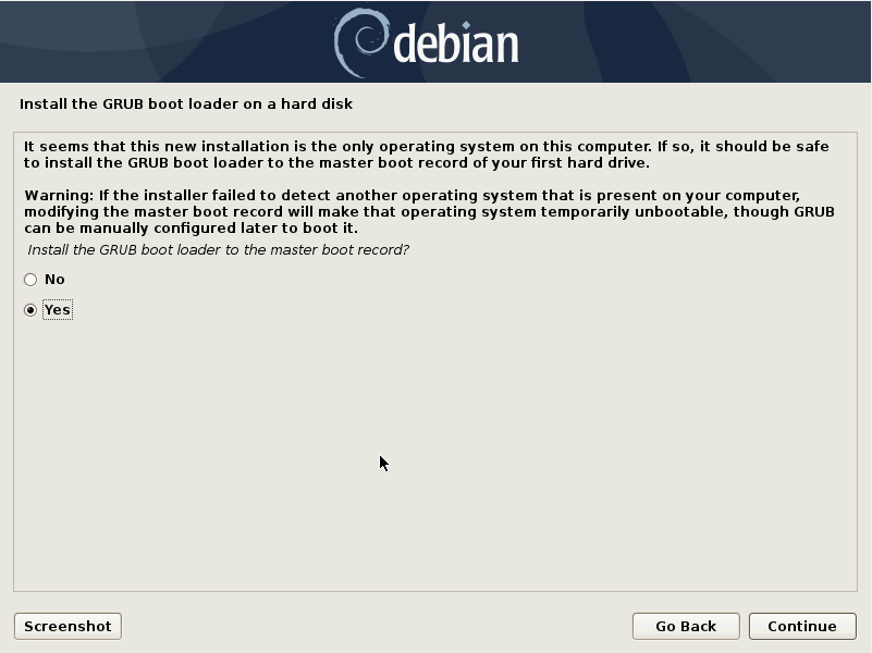 How To Install and Configure Debian 10 Buster with GNOME step-29