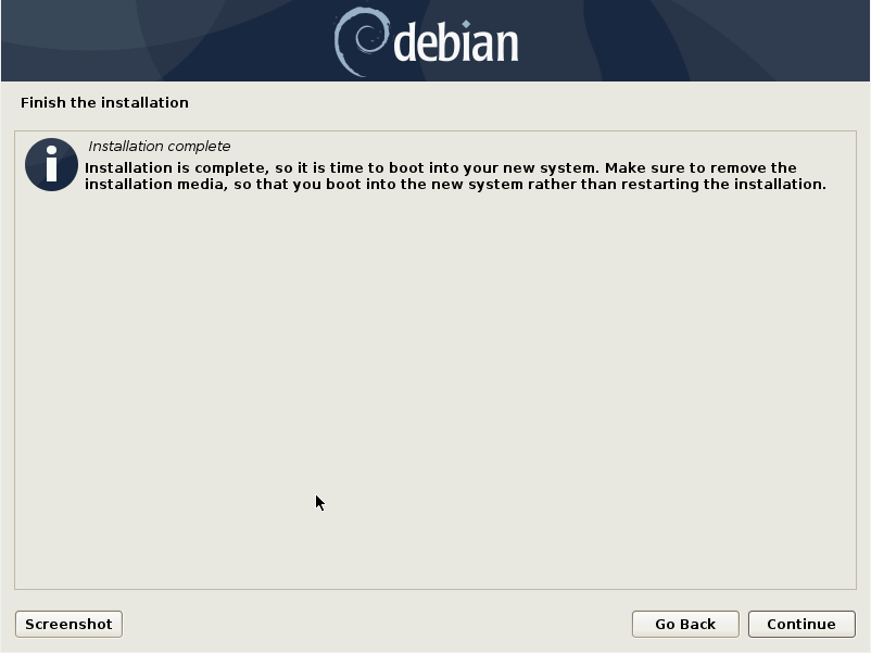 How To Install and Configure Debian 10 Buster with GNOME step-32