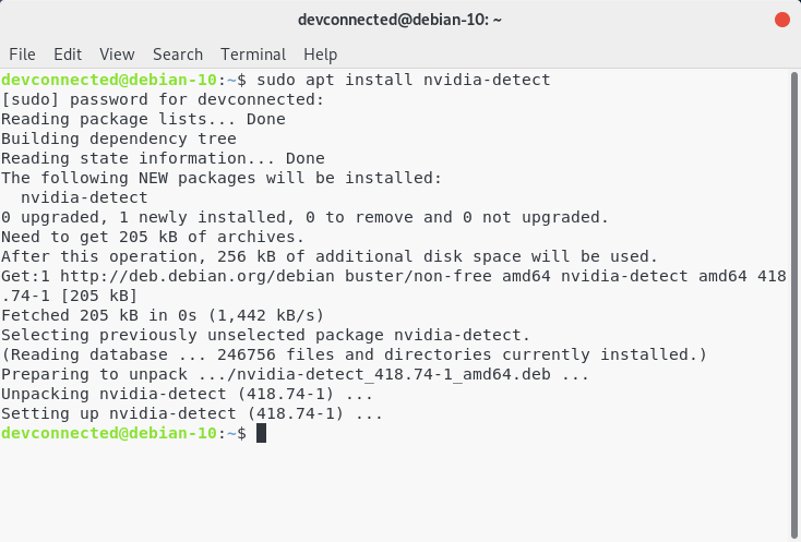 How To Install and Configure Debian 10 Buster with GNOME step-42