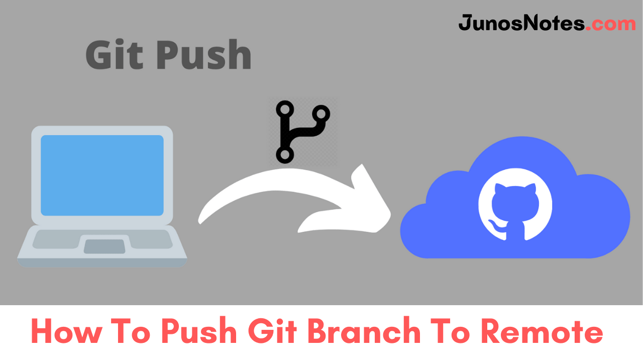 How To Push Git Branch To Remote