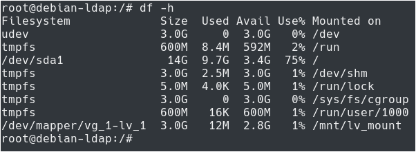 LVM Snapshots Backup and Restore on Linux df-2