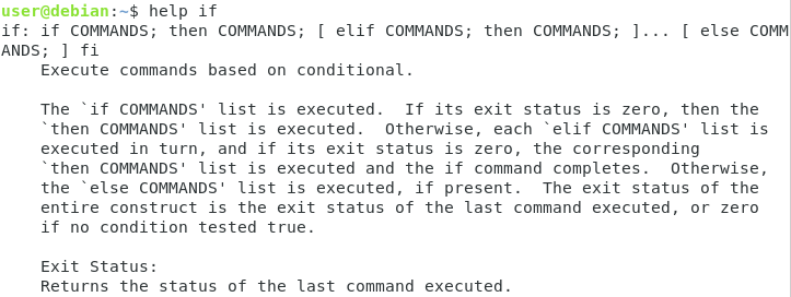 Manipulating conditions in Bash if-help