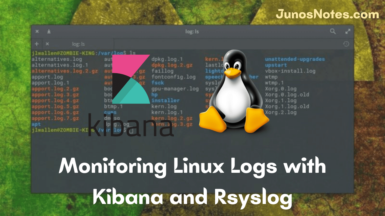 Monitoring Linux Logs with Kibana and Rsyslog