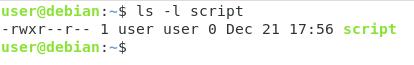 Prerequisites script