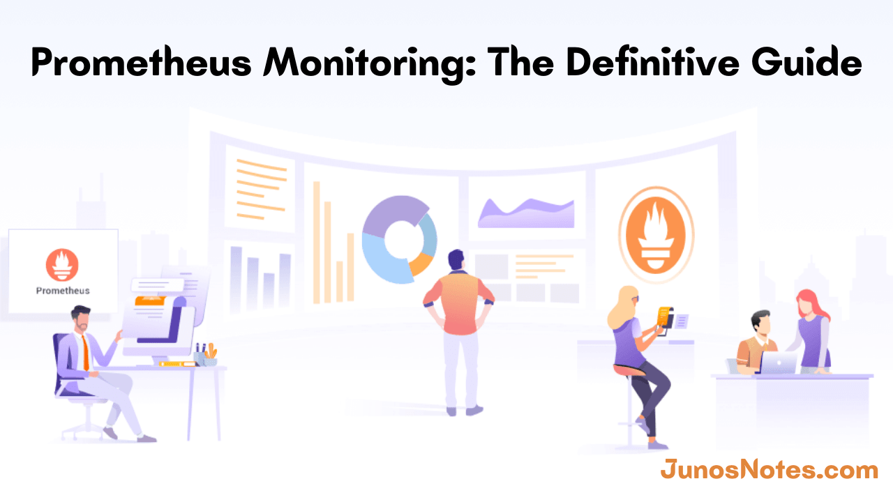 Prometheus Monitoring-The Definitive Guide