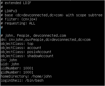 Using Wildcards in LDAP searches wildcards