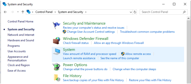 a – Get your current Windows version system