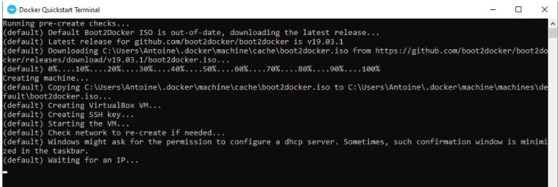 docker-quickstart-step-1
