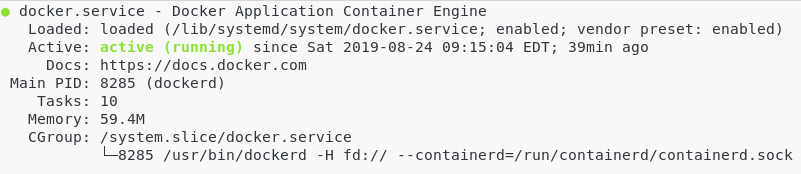 docker-service