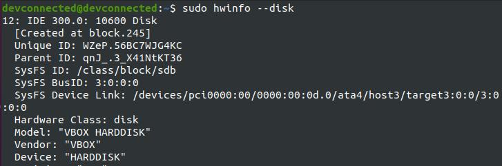 hwinfo-command-linux