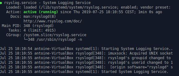 rsyslog-service