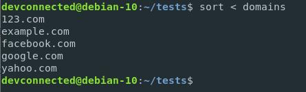 sort-example